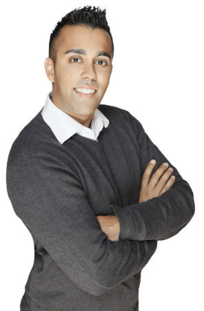 Cloverdale and Clayton real estate agent Robbie Johal
